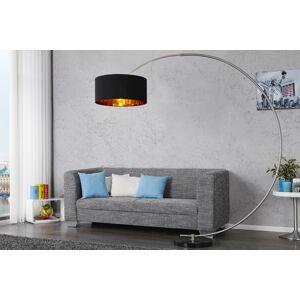 LuxD 17081 Stojanová lampa SNAKE černo zlatá závěsné svítidlo