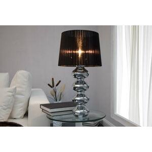 LuxD 17147 Stolní lampa Milly černá