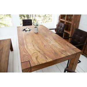 LuxD Jídelní stůl z masivu Timber 160cm