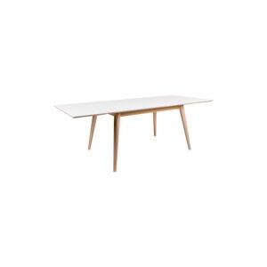Norddan Roztahovací stůl Ronald 230, přírodní / bílý
