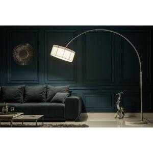LuxD 16873 Stojanová lampa Ample bílá