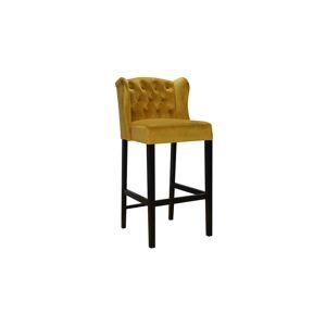 Luxxer Barová židle Jeremy Chesterfield - Ibiza 7 - hnedá -skladem RP