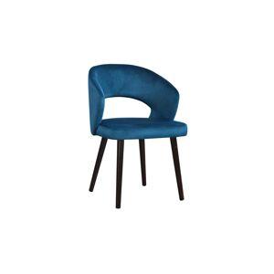 Luxxer Designová židle Zachariah - modrá - (RP)