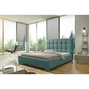 Confy Designová postel Jamarion 160 x 200 - 8 barevných provedení