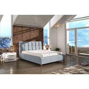 Confy Designová postel Layne 160 x 200 - 4 barevná provedení