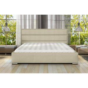 Confy Designová postel Maeve 160 x 200 - 5 barevných provedení