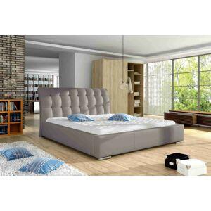Confy Designová postel Noe 180 x 200 - 4 barevná provedení