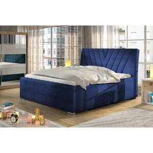 Confy Designová postel Terrance 160 x 200 - 7 barevných provedení