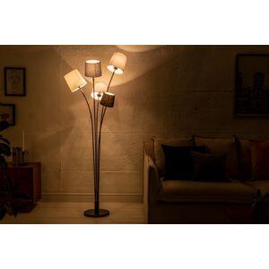 LuxD 25522 Designová stojanová lampa Shadow 176 cm