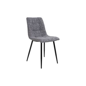 Norddan Designová židle Dominik šedá