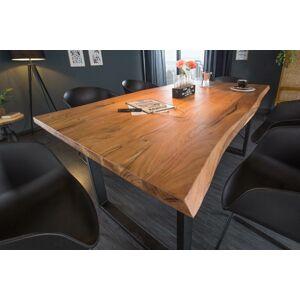 LuxD Designový jídelní stůl Massive 200 cm divoká akácie