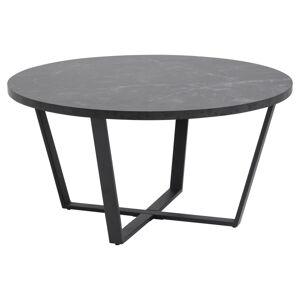 Dkton Designový konferenční stolek Agung černá