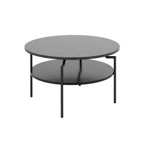 Dkton Designový konferenční stolek Aitor černá
