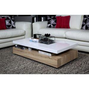 Dkton Designový konferenční stolek Akira 117 cm - II. třída (RP)