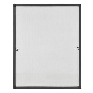 Síťka s hliníkovým rámem 80 x 100 cm antracitová