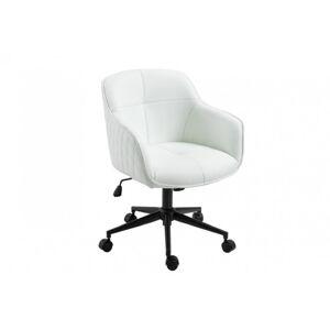 LuxD Kancelářská židle Natasha bílá