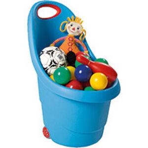 Keter KIDDIES GO vozíček - modrý