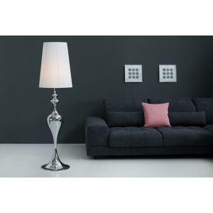 LuxD 20205 Stojanová lampa LUCY Bílá 160 cm