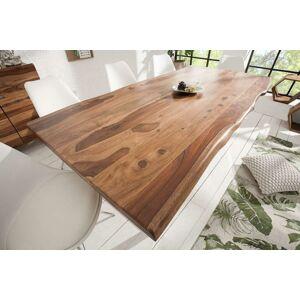 LuxD Luxusní jídelní stůl Massive S 200cm Sheesham