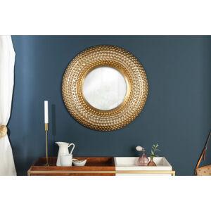 LuxD Nástěnné zrcadlo Alijah 60 cm zlaté