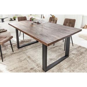 LuxD Designový jídelní stůl Saxon II 180 cm akácie