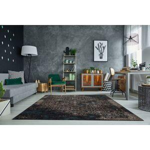 LuxD Designový koberec Batik 240x160 cm / tmavě modrá